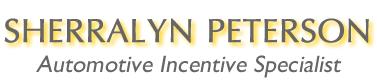 Sherralyn Peterson | Dealer Audit & Incentive Services